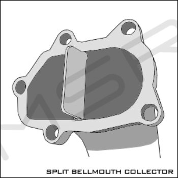 Split Bellmouth Collector