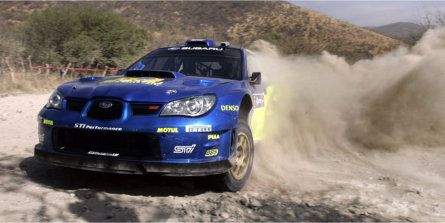 FAQS Subaru Rally Car