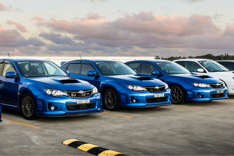 Michael South Engineering - Subaru Tuning, mechanical repairs and